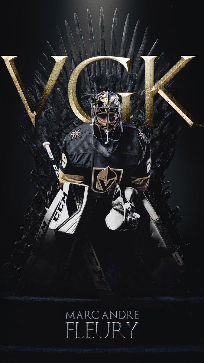 Vegas Golden Knights on Twitter SPOILER Marc Andre Fleury wins 675x1200