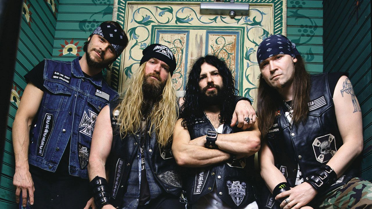 Black Label Society Wallpapers 1280x720