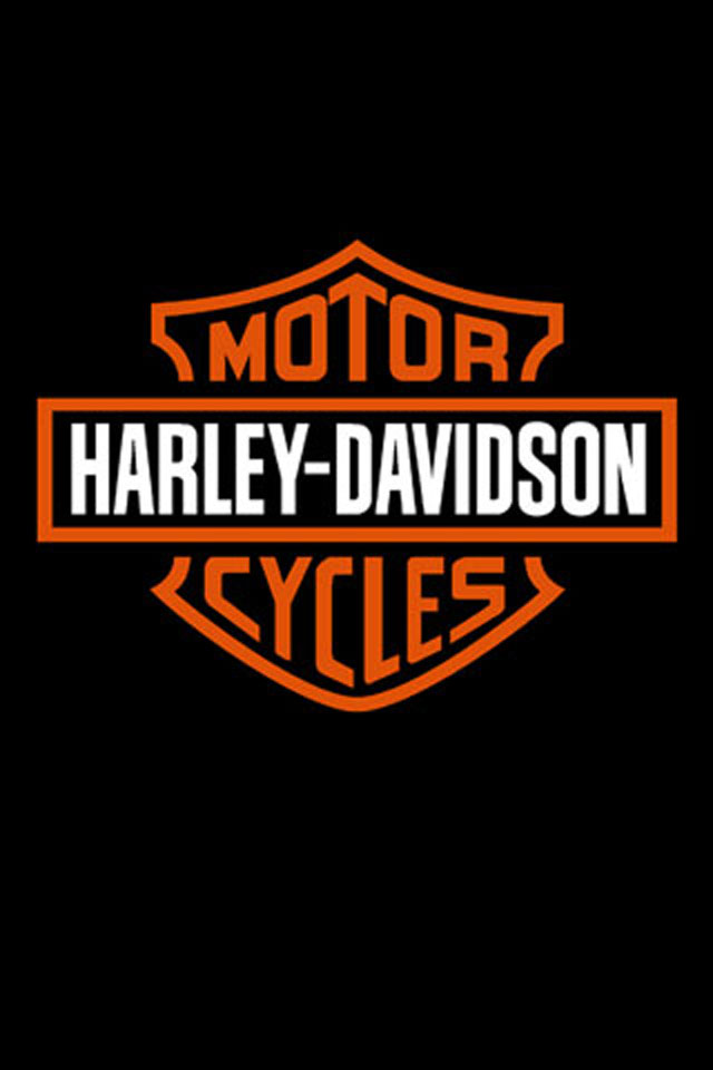 Harley Davidson iPhone Wallpaper HD 640x960
