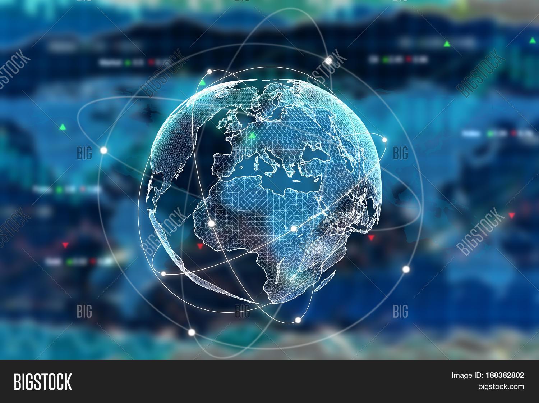 Digital Globe On Forex Image Photo Trial Bigstock 1500x1120