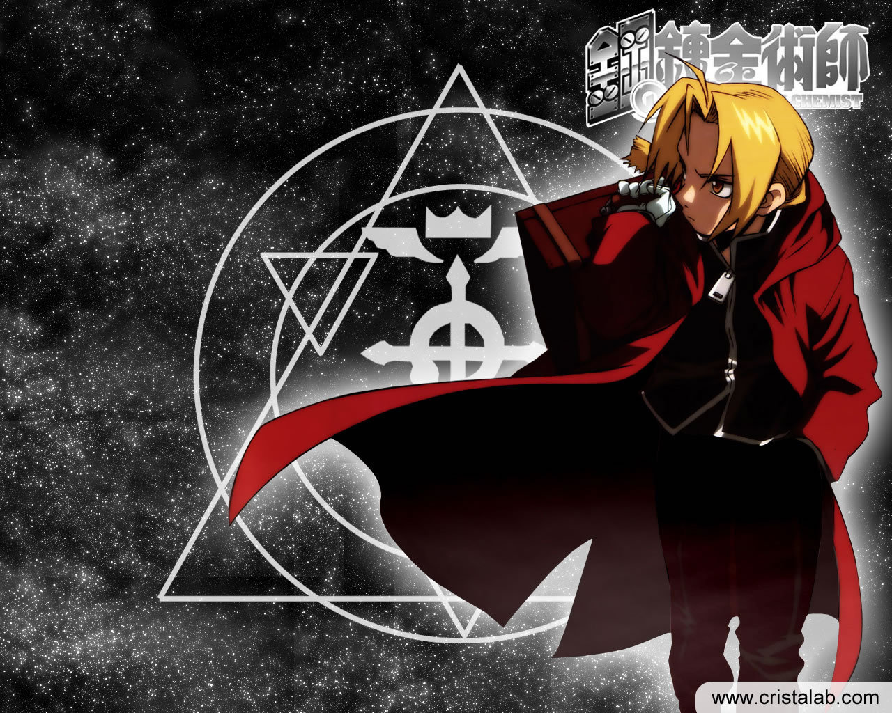 Full Metal Alchemist Fullmetal Alchemist 1280x1024