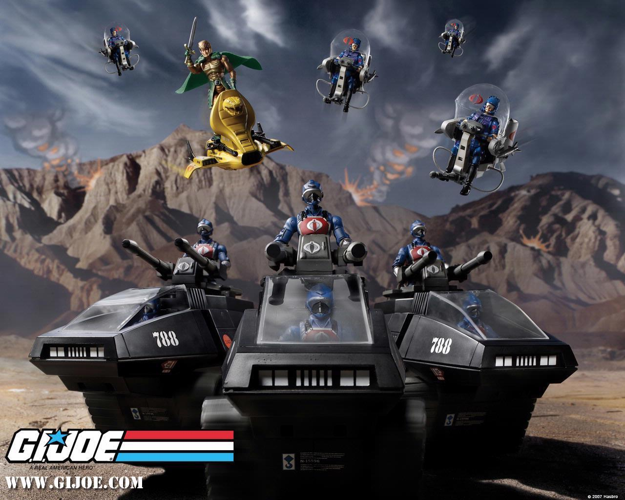 Cobra   GI Joe Wallpaper 3981605 1280x1024