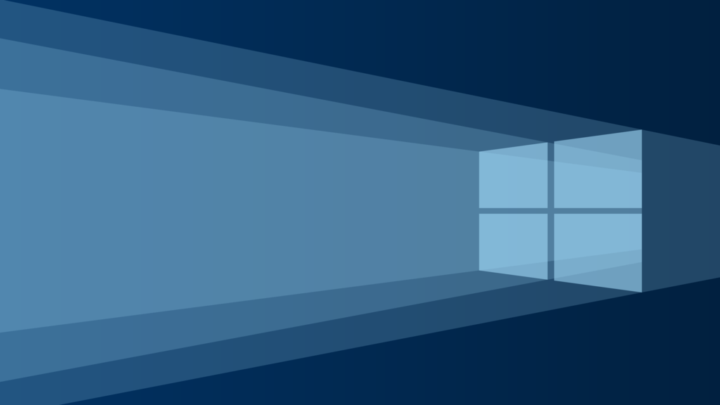 4K Default Windows 10 Solid wallpaper by Duning 1024x576