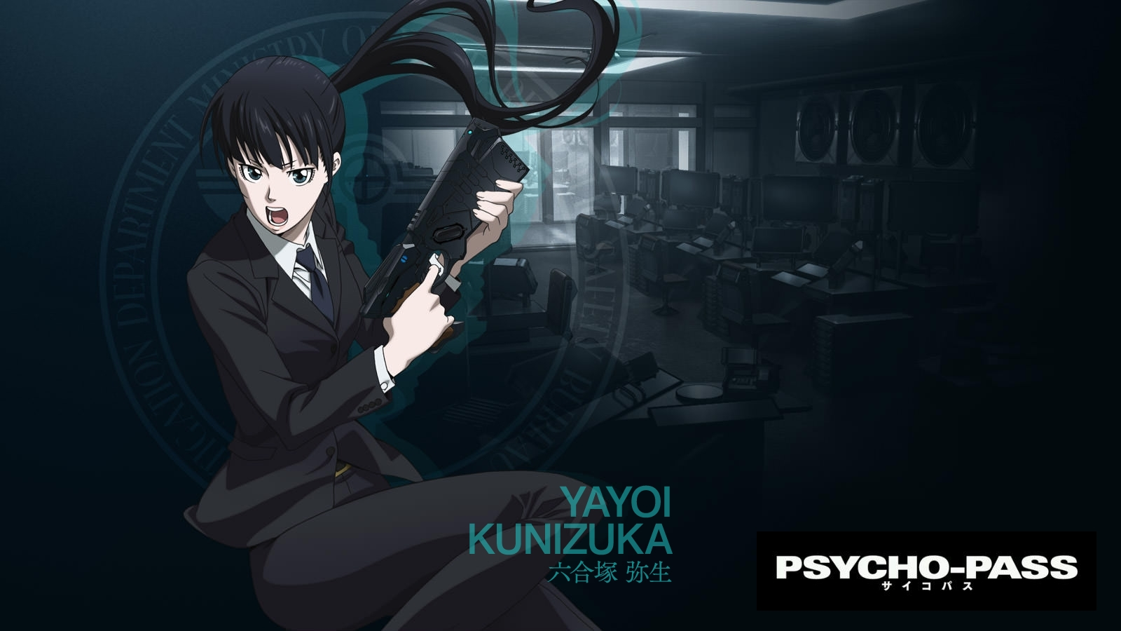 Wallpapers Psycho Pass 13 1600x900