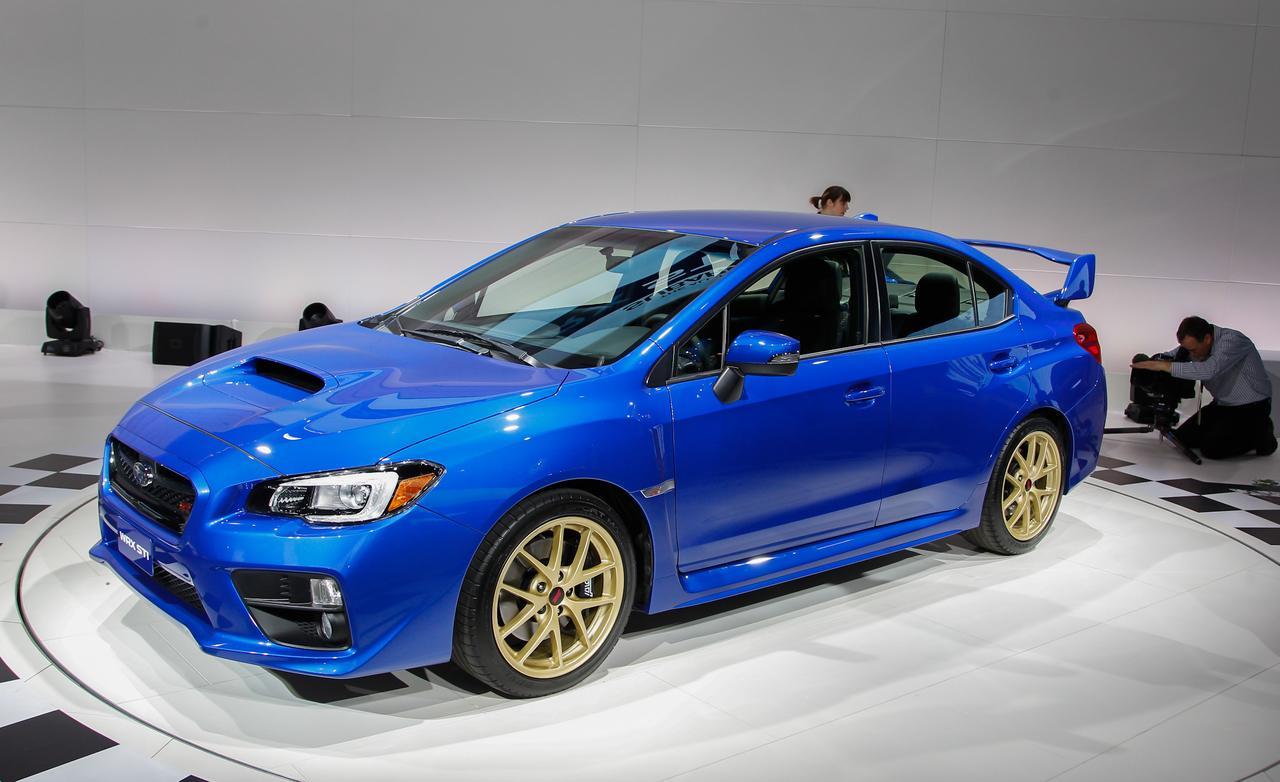 2015 Subaru WRX STI 1280x782