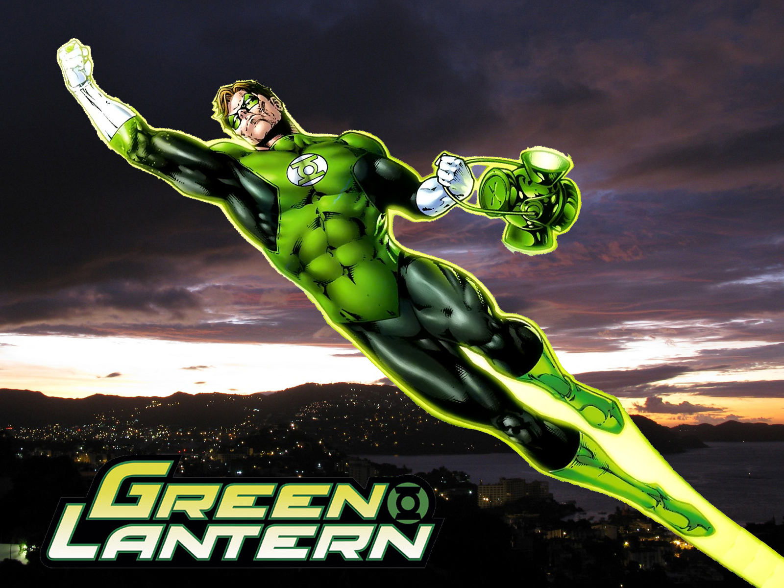 Green Lantern DC Comics HD Wallpaper Download Wallpapers in HD 1600x1200