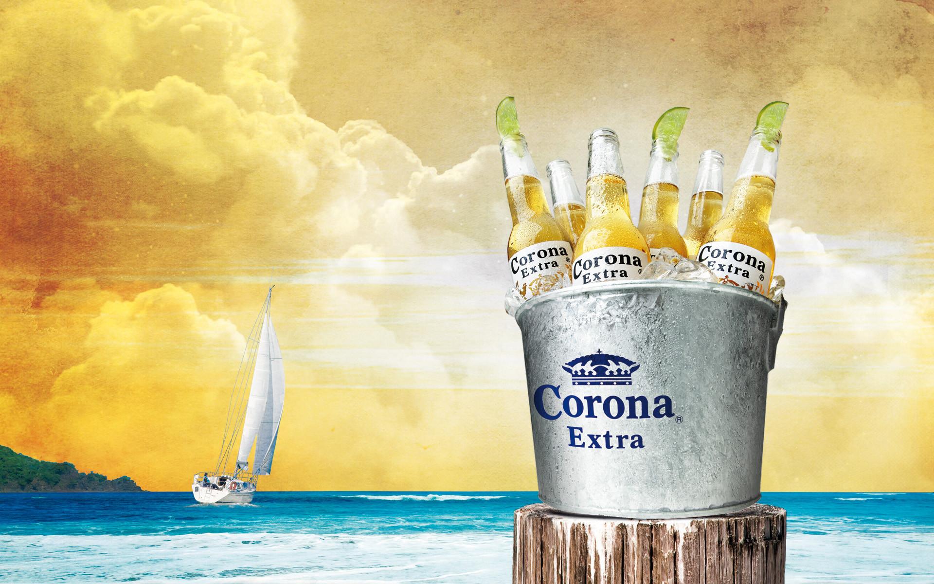 Corona Beach Wallpaper: [37+] Corona Beer Wallpaper On WallpaperSafari