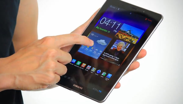 Download Eerste review Samsung Galaxy Tab 7 7 Beste 7 inch