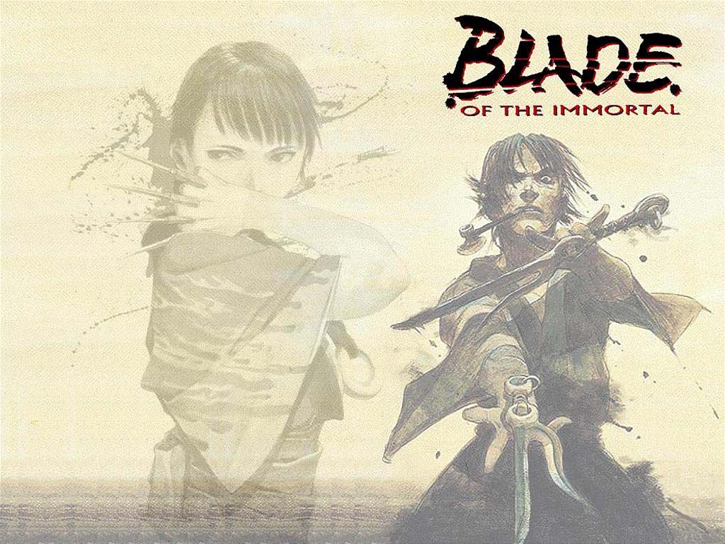 Free Download Blade Of The Immortal 3 Wallpaper 1024x768 For