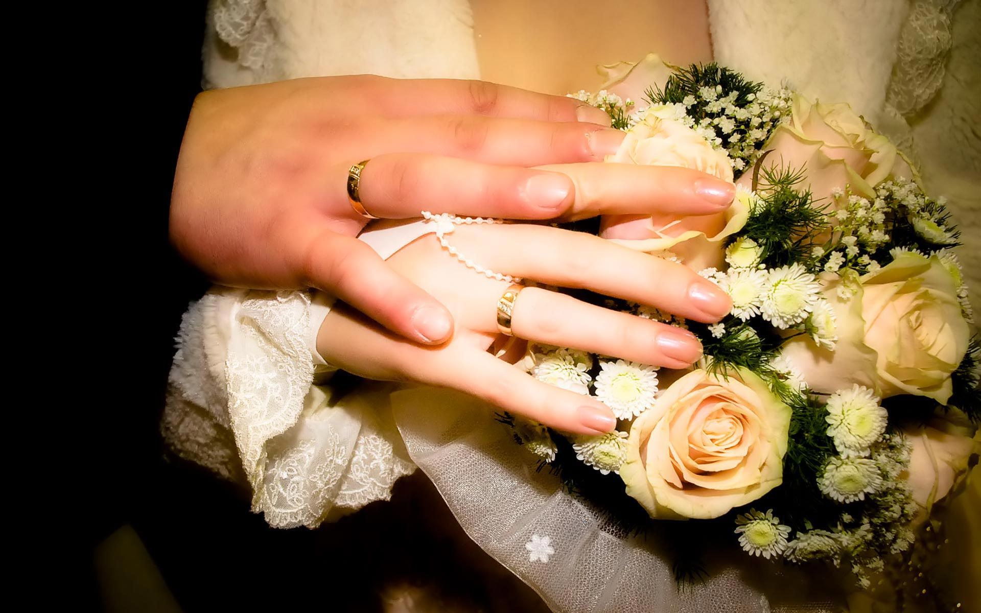 Buy Wallpapers Wedding Rings Utpal Pinit Hands Together Bible Ver 1920x1200