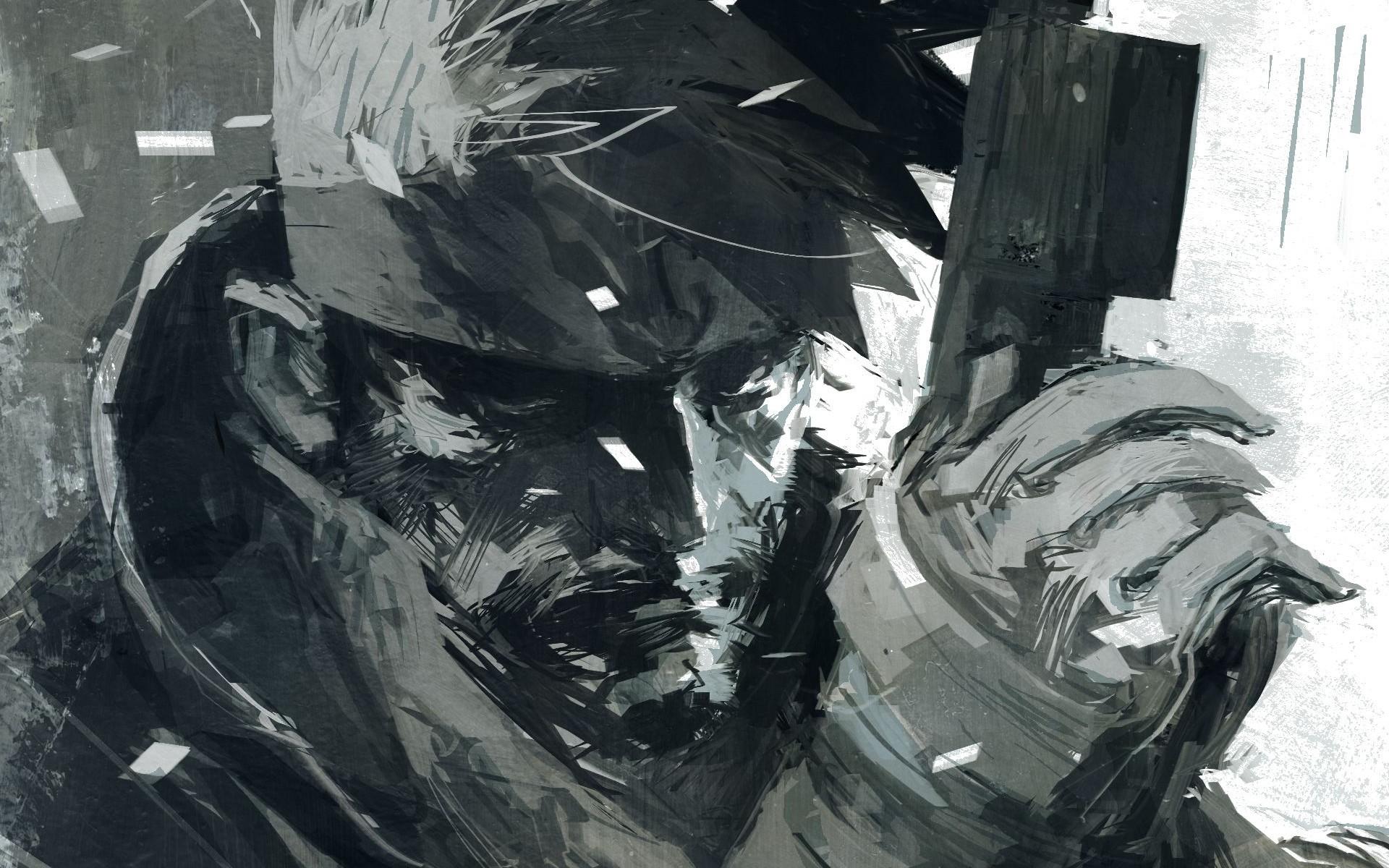 Metal Gear Solid 2 Wallpaper: Metal Gear Solid 2 Wallpaper