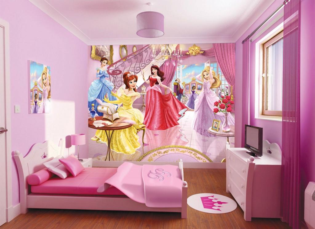 For Beauty Disney Princess Wallpaper For Kids Room On Lovekidszone