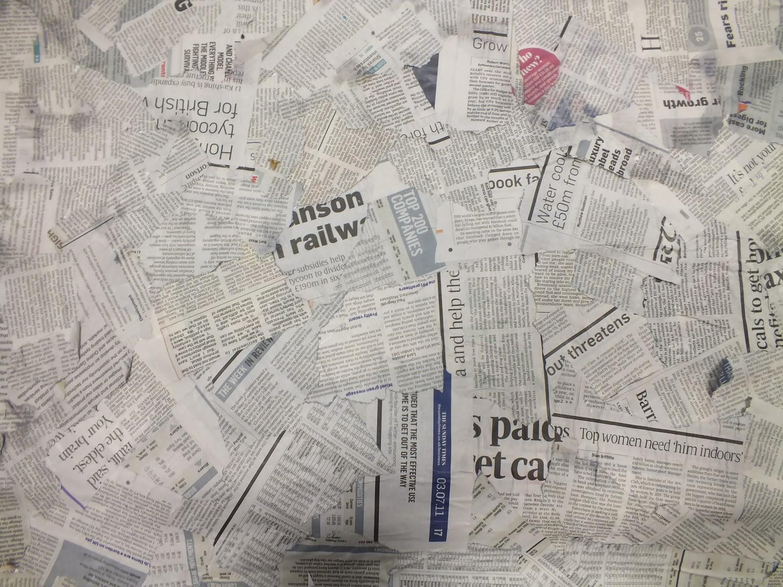 newspaper as wallpaper wallpapersafari