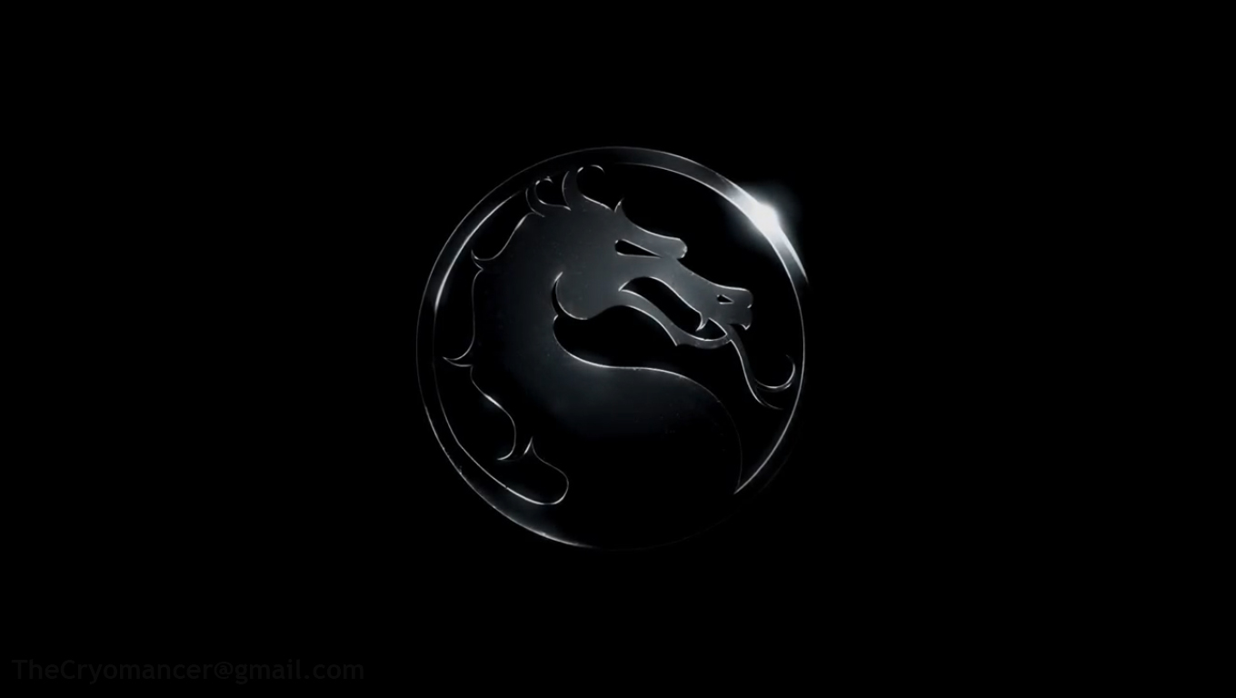 32 Mortal Kombat Logo Wallpapers On Wallpapersafari