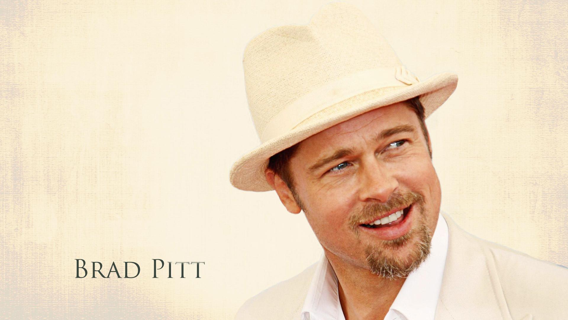 Brad Pitt HD   Wallpaper High Definition High Quality Widescreen 1920x1080