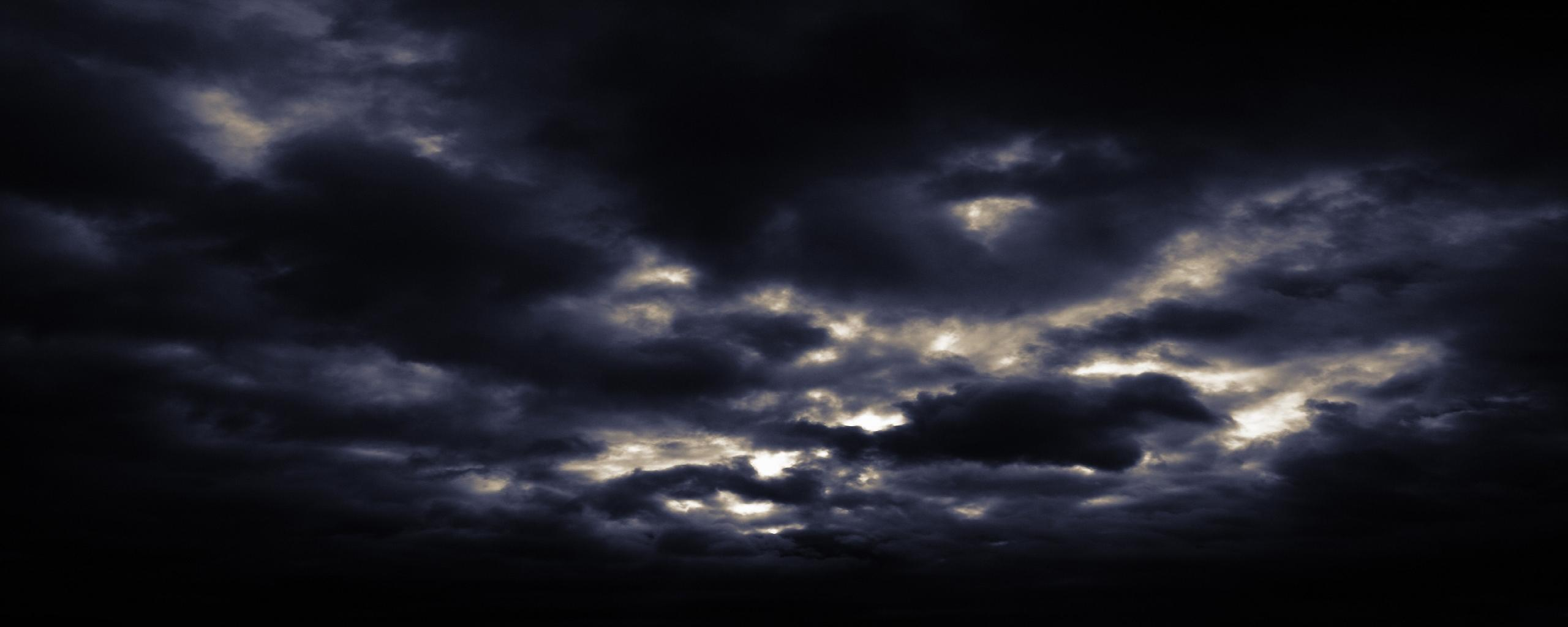 Day Dark Cloud Wallpaper HQ Backgrounds HD wallpapers Gallery 2560x1024