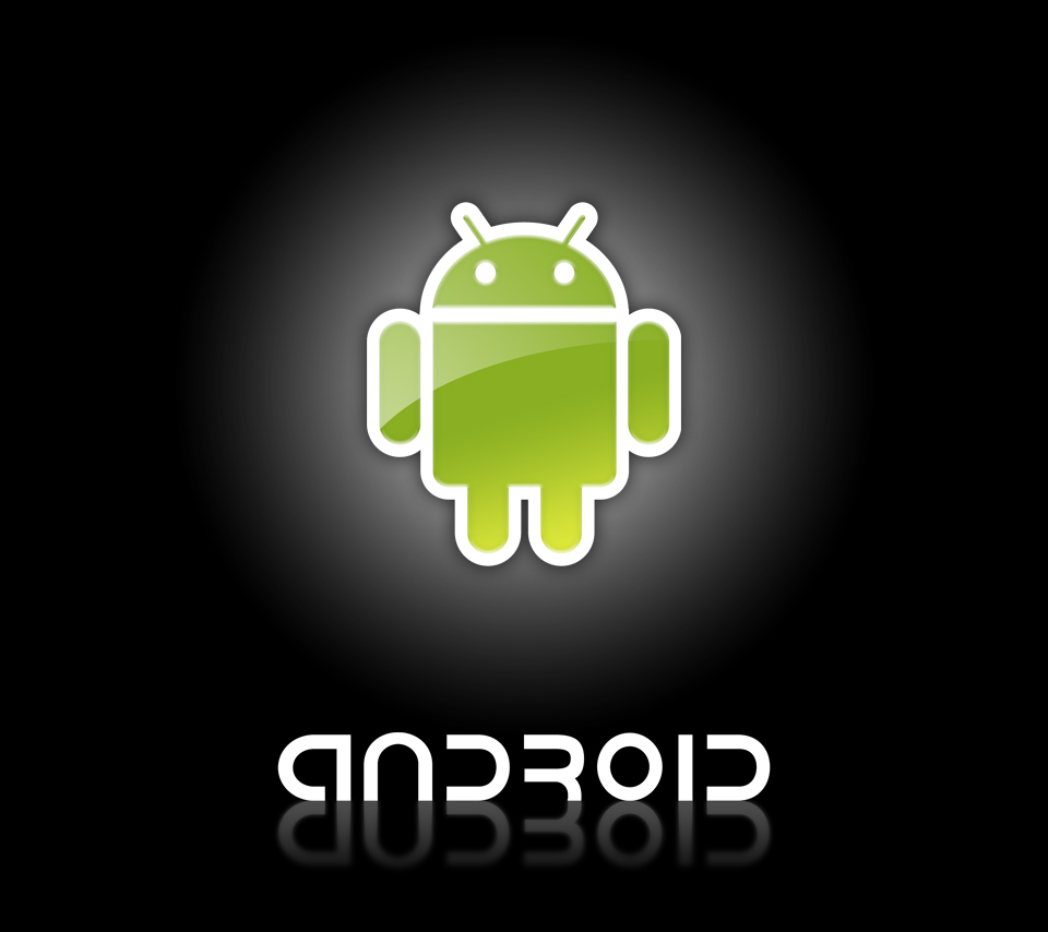 Android Awesome Black HD dekstop wallpapers   Android Awesome Black 960x854