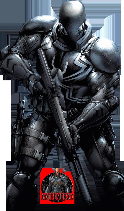 Agent Venom 1   Render by xXTremorXx 420x714