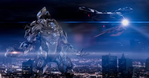 Halo 5 animated wallpaper wallpapersafari - Halo 5 screensaver ...