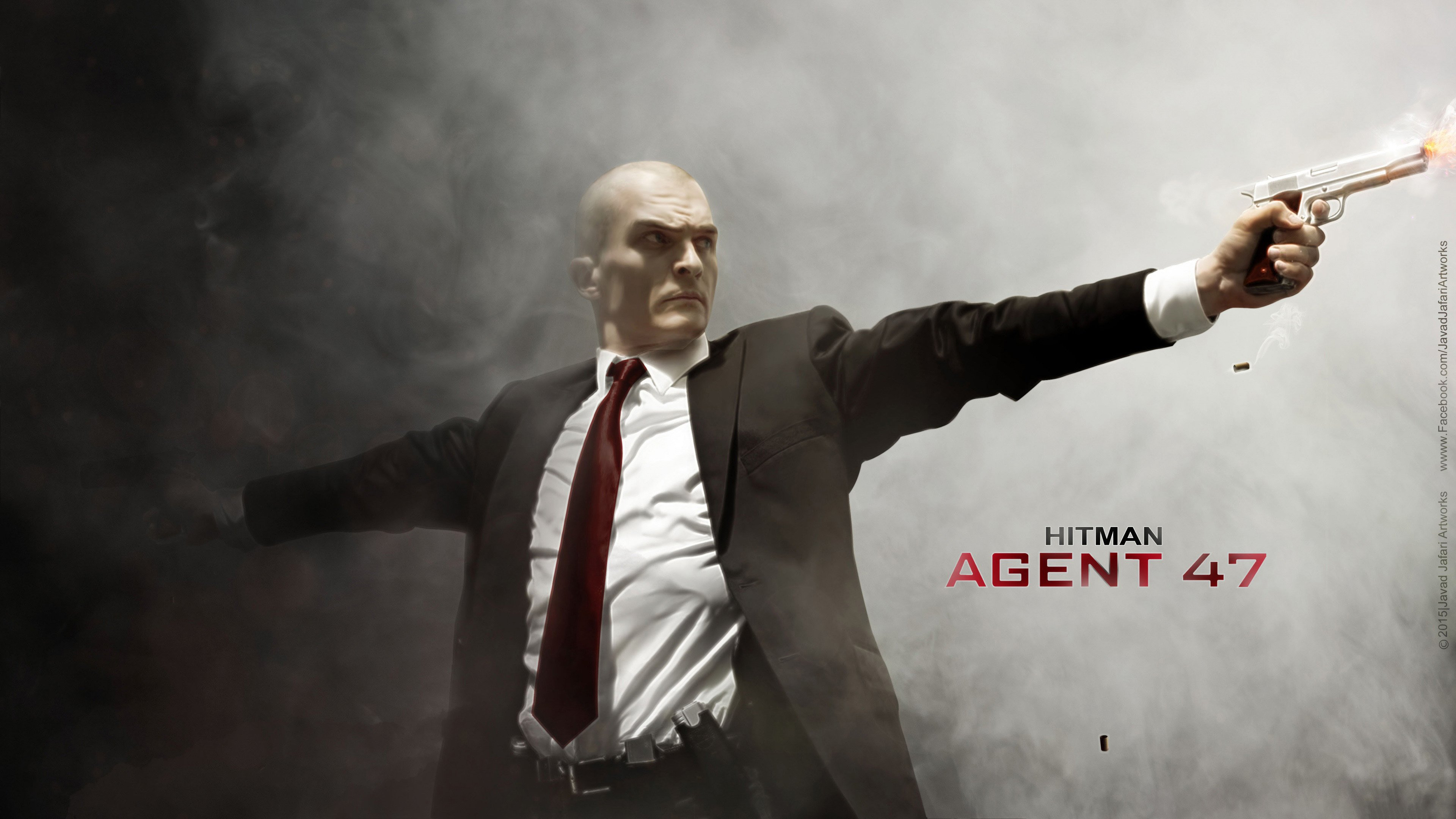 His name is 47 based on the highly successful game Hitman Agent 3840x2160