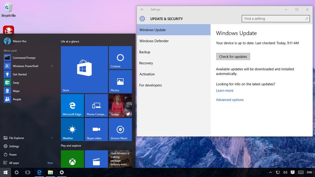 50+] Restore Wallpaper Windows 10 on WallpaperSafari