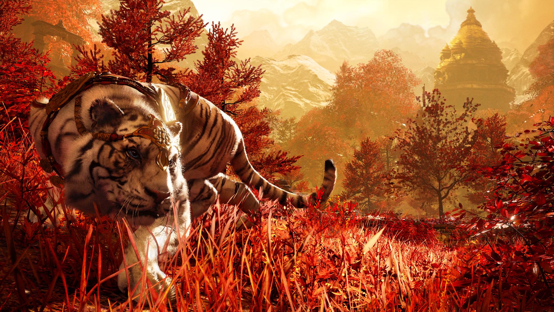Free Download Far Cry 4 Jeux Video Fond Ecran Wallpaper 23