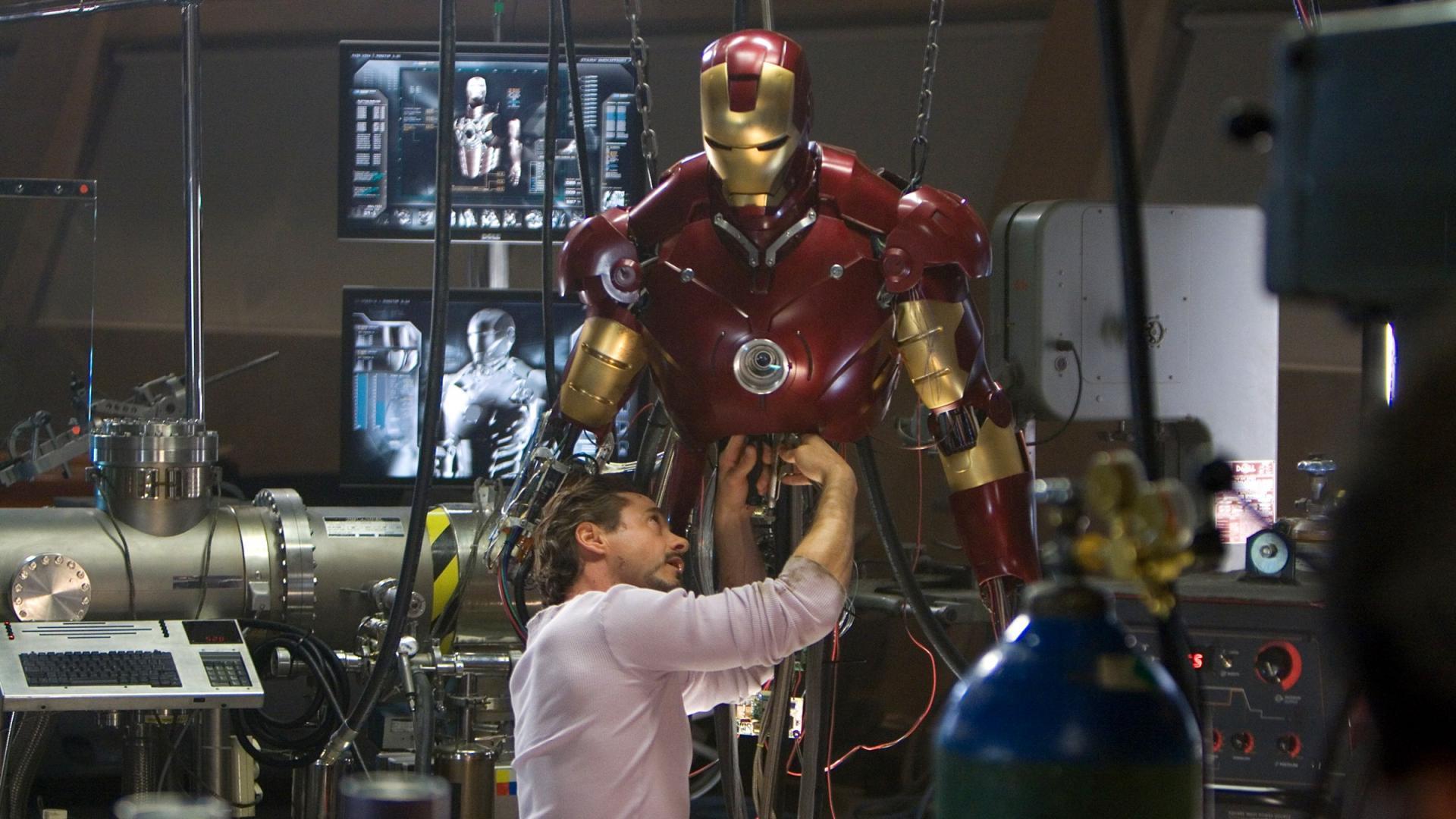 iron man epic hero movies hd wallpaper   12975   HQ Desktop 1920x1080