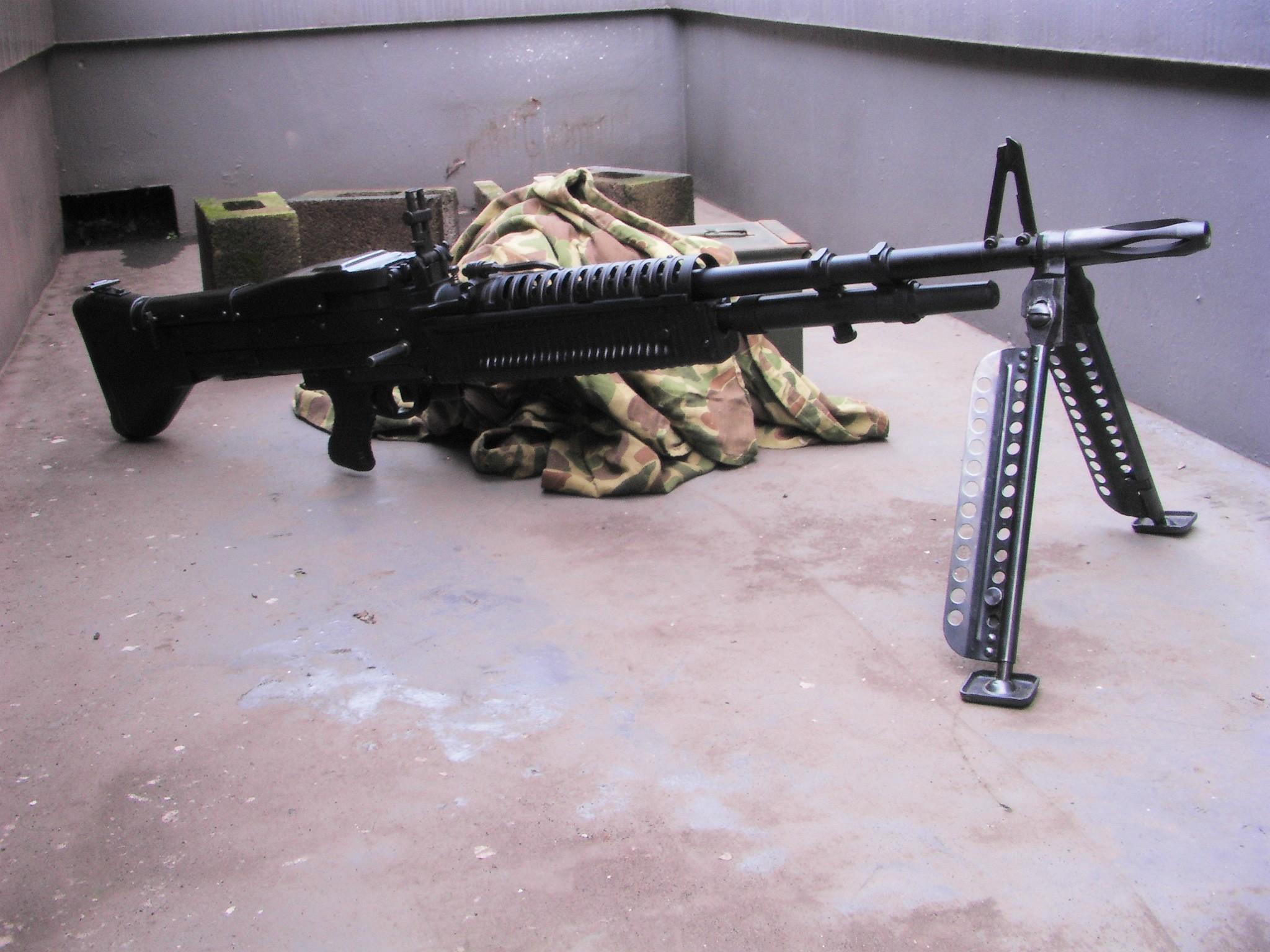 M60 MACHINE GUN military rifle weapon g wallpaper background 2048x1536