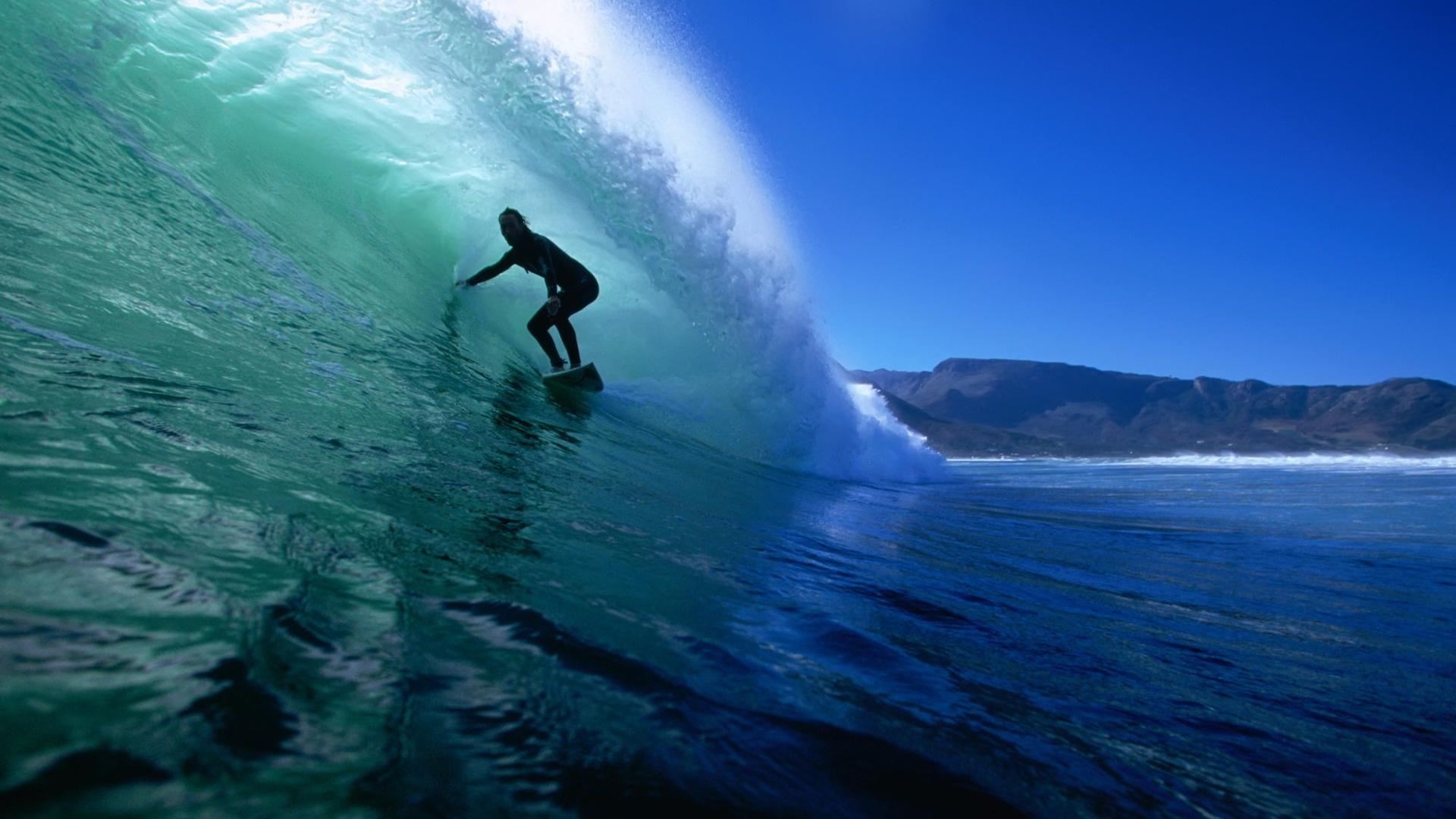 Surfing Wallpaper   Cool Desktop Background 1920x1080