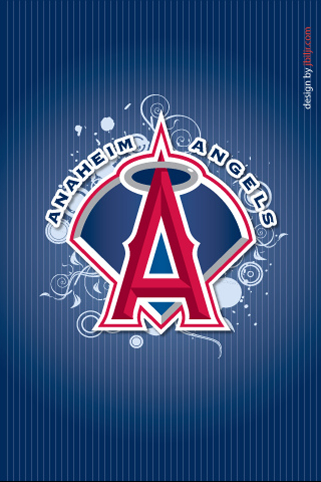 Angels Baseball Wallpaper Desktop New los angeles angels of 640x960
