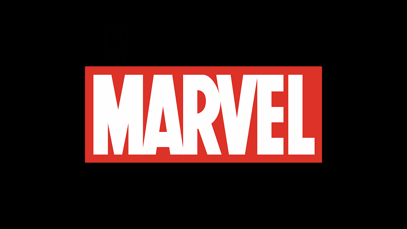 marvel comics logo i wp by morganrlewis fan art wallpaper books novels 1366x768