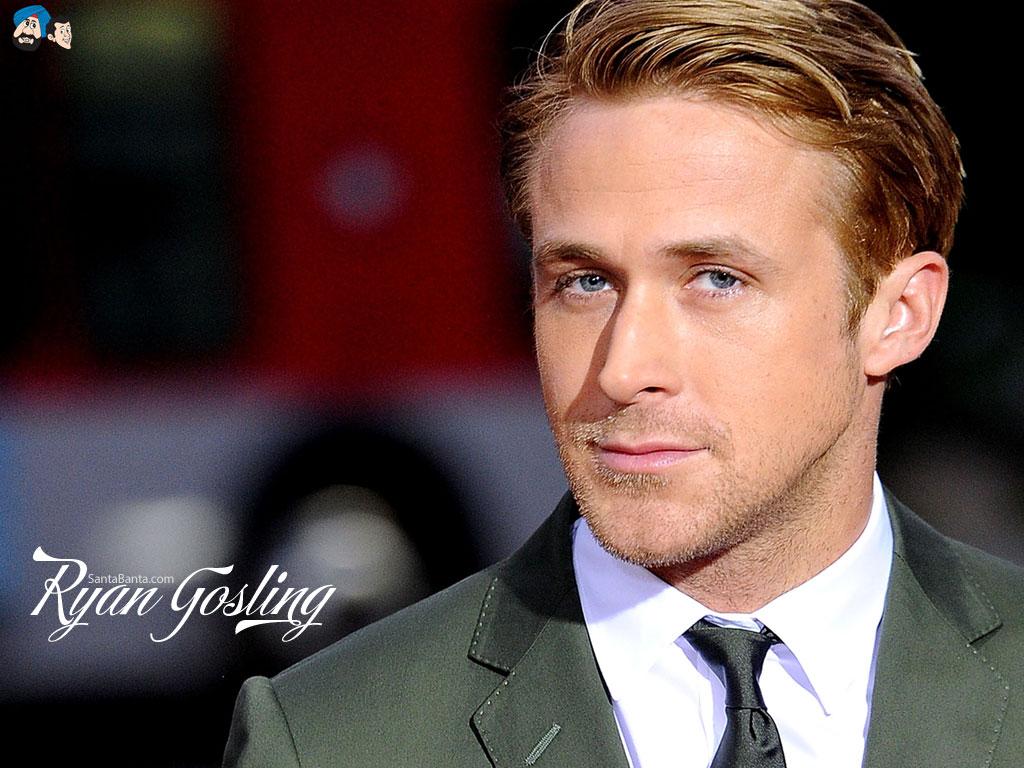 Download Ryan Gosling HD Wallpaper 3 1024x768