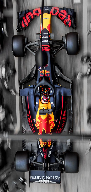 mybestcars Max Verstappens RB14 Formula 1 car Red bull 711x1500