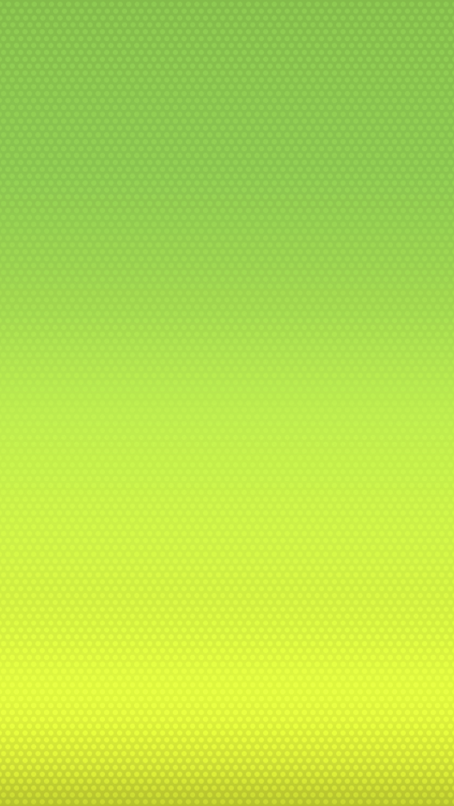 iPhone 5C Wallpaper Recreation   Green by Phrozen123 640x1136
