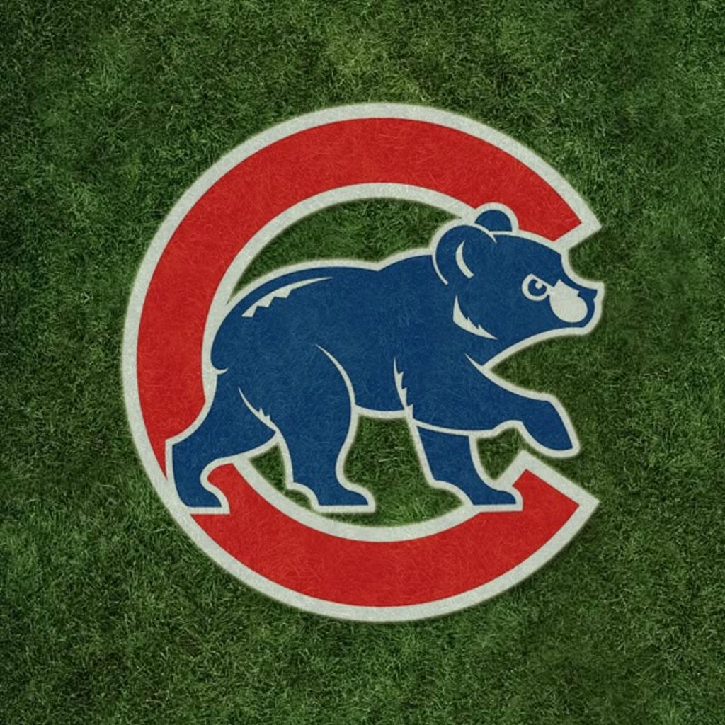 The Chicago Cubs Wallpaper for Apple iPad Mini 1024x1024