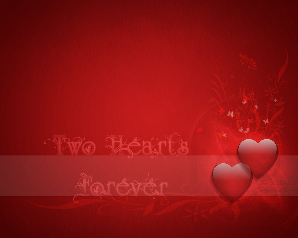 Windows 7 Valentines day wallpaper 2011 1000x800