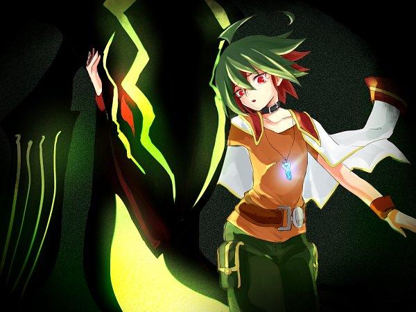 Yu Gi Oh ARC V Wallpaper 2316099   Zerochan Anime Image 600x450