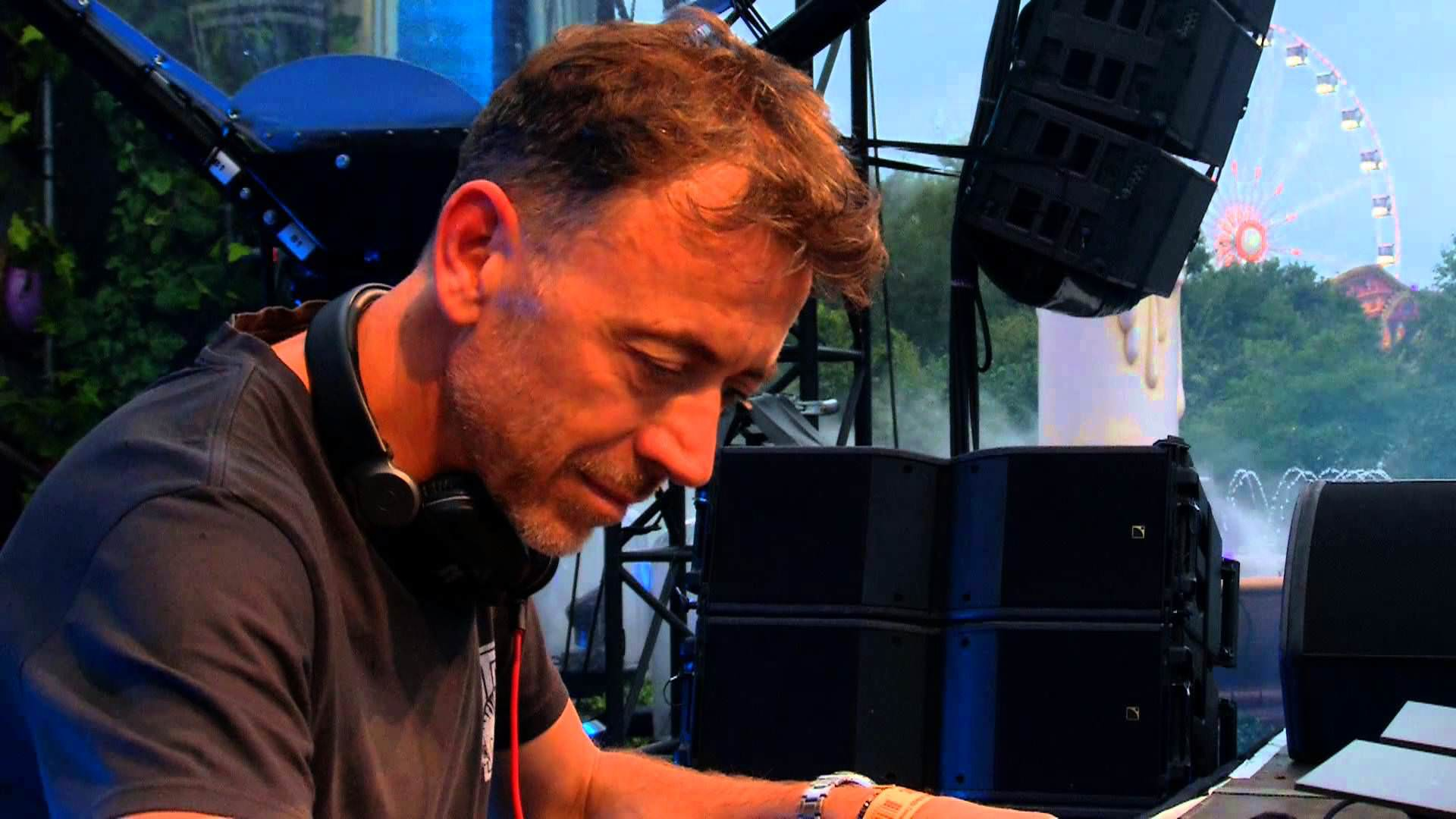 Benny Benassi Wallpapers 1920x1080