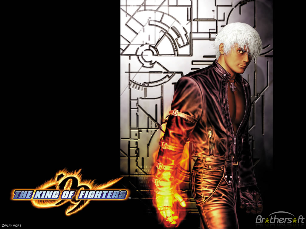 72 King Of Fighters Wallpaper On Wallpapersafari