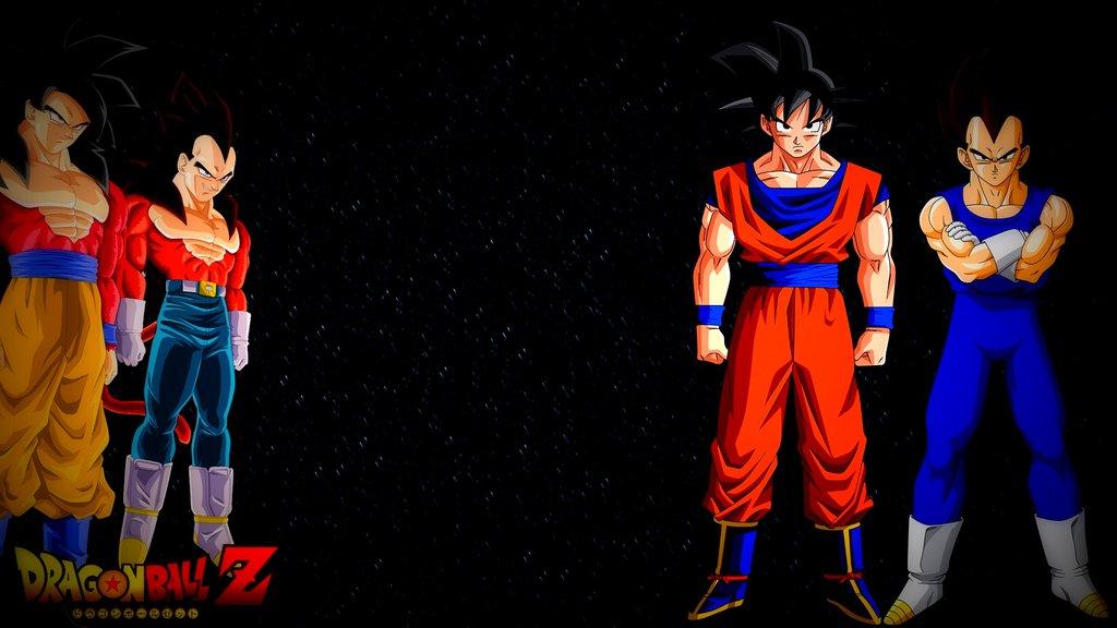 Super Vegeta Wallpaper hd Goku And Vegeta Wallpaper hd 1024x576