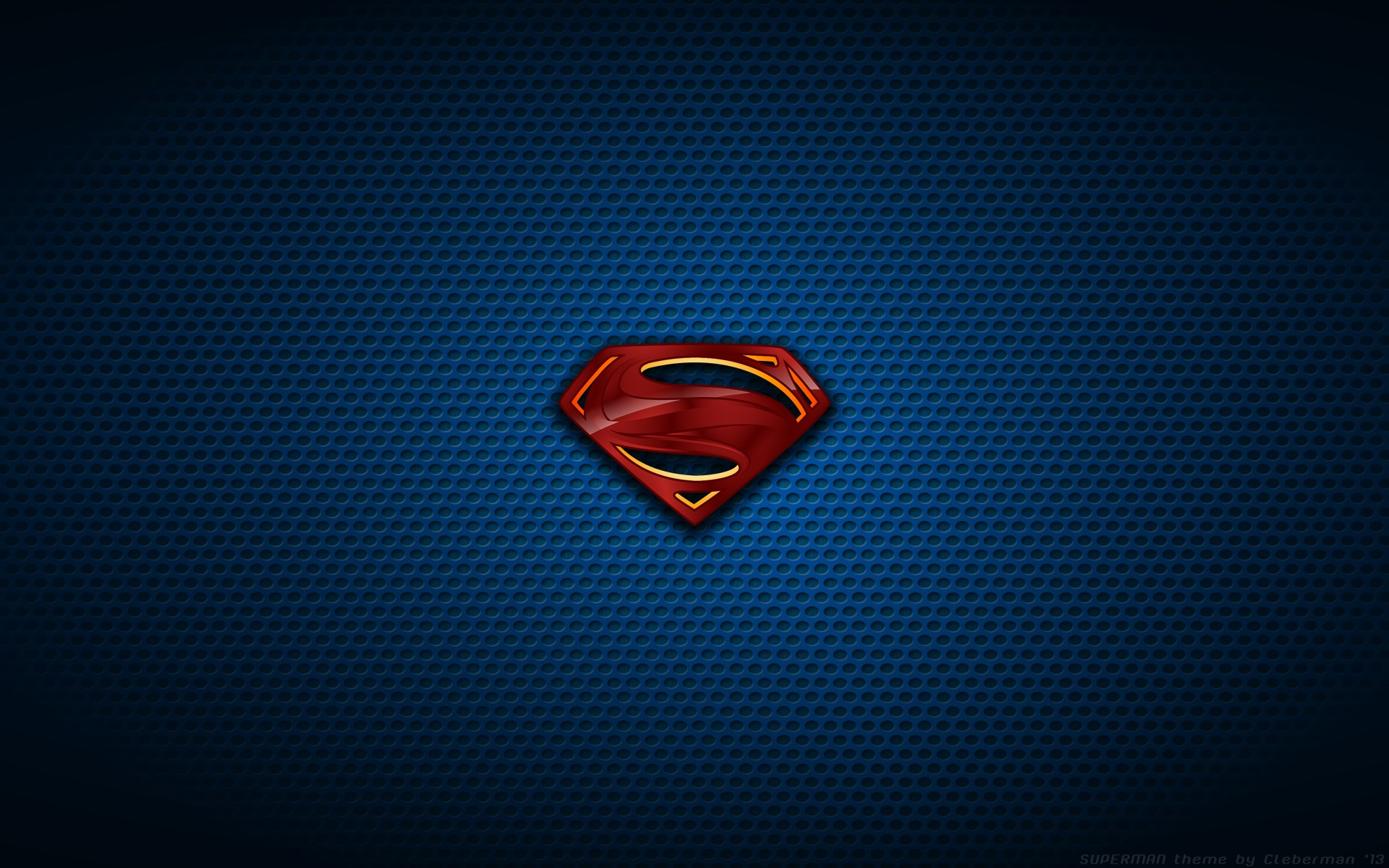 Logo Superman Wallpaper HD Download 1920x1200