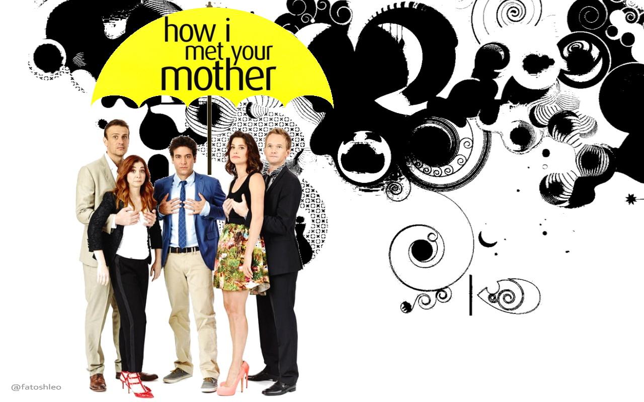 How I Met Your Mother wallpaper   How I Met Your Mother Wallpaper 1280x800