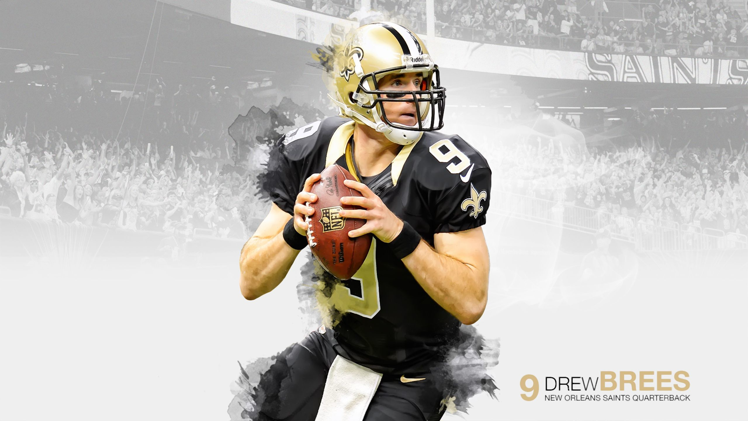 Drew Brees Wallpaper HD 71 images 2560x1440