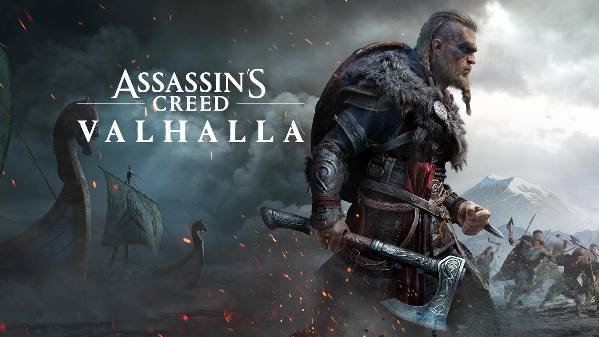 Assassins Creed Valhalla   Landing holiday 2020 IGN Boards 1920x1080