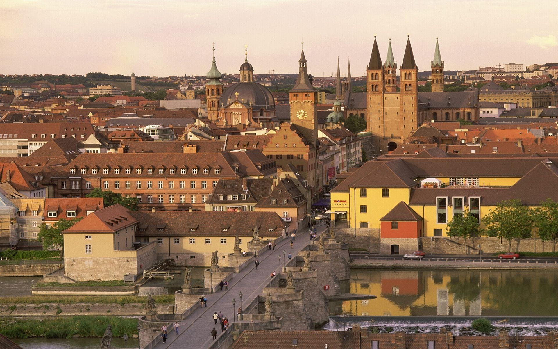 wallpaper germany places known scenic wurzburg worzburg 1920x1200