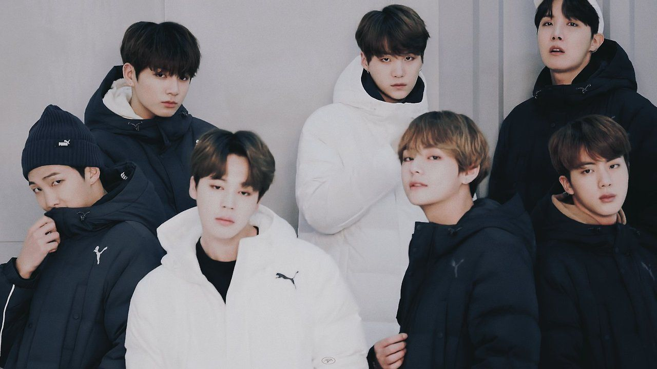 bts desktop wallpaper Tumblr BTS in 2019 Bts wallpaper 1280x720