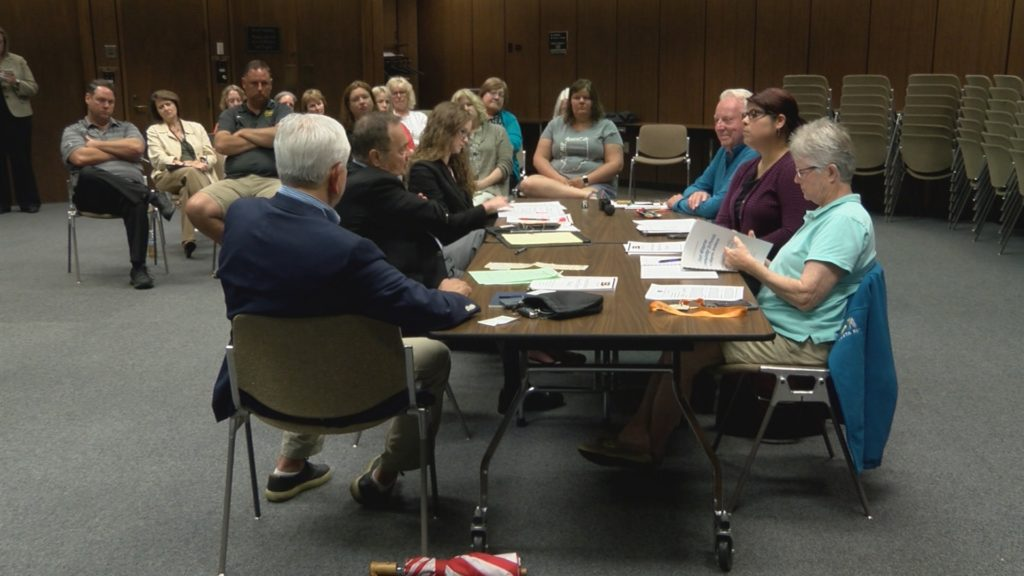 Superintendent search committee begins process for FWCS   WPTA 1024x576