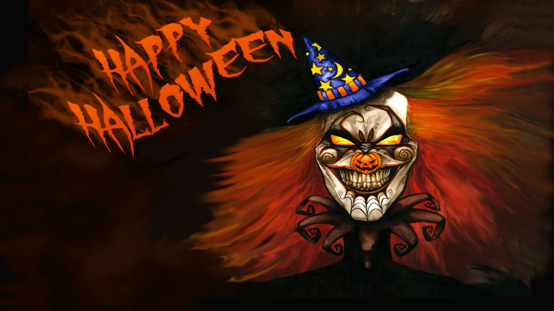 748 Halloween HD Wallpapers Background Images 1920x1080
