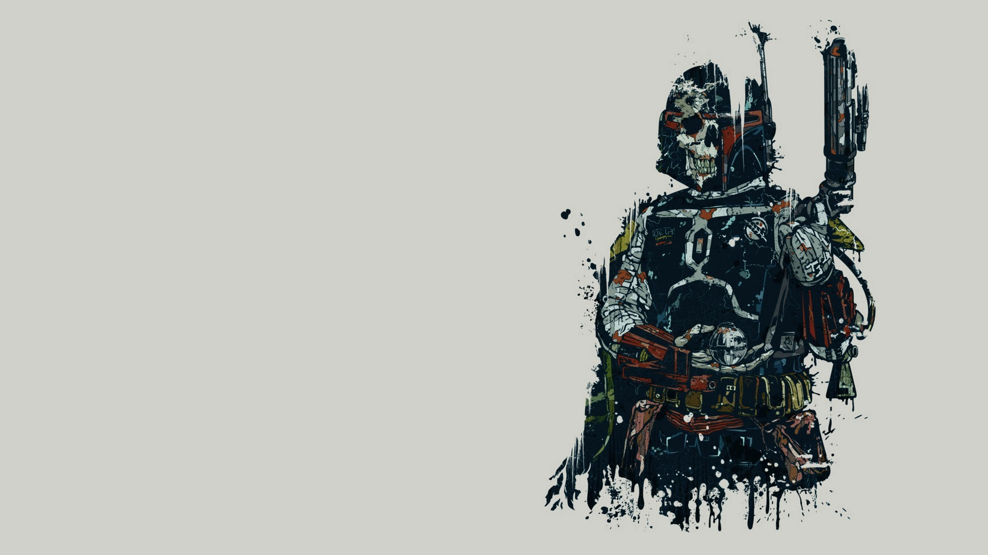 Star Wars Boba Fett Desktop Wallpaper Pictures to pin on 1920x1080