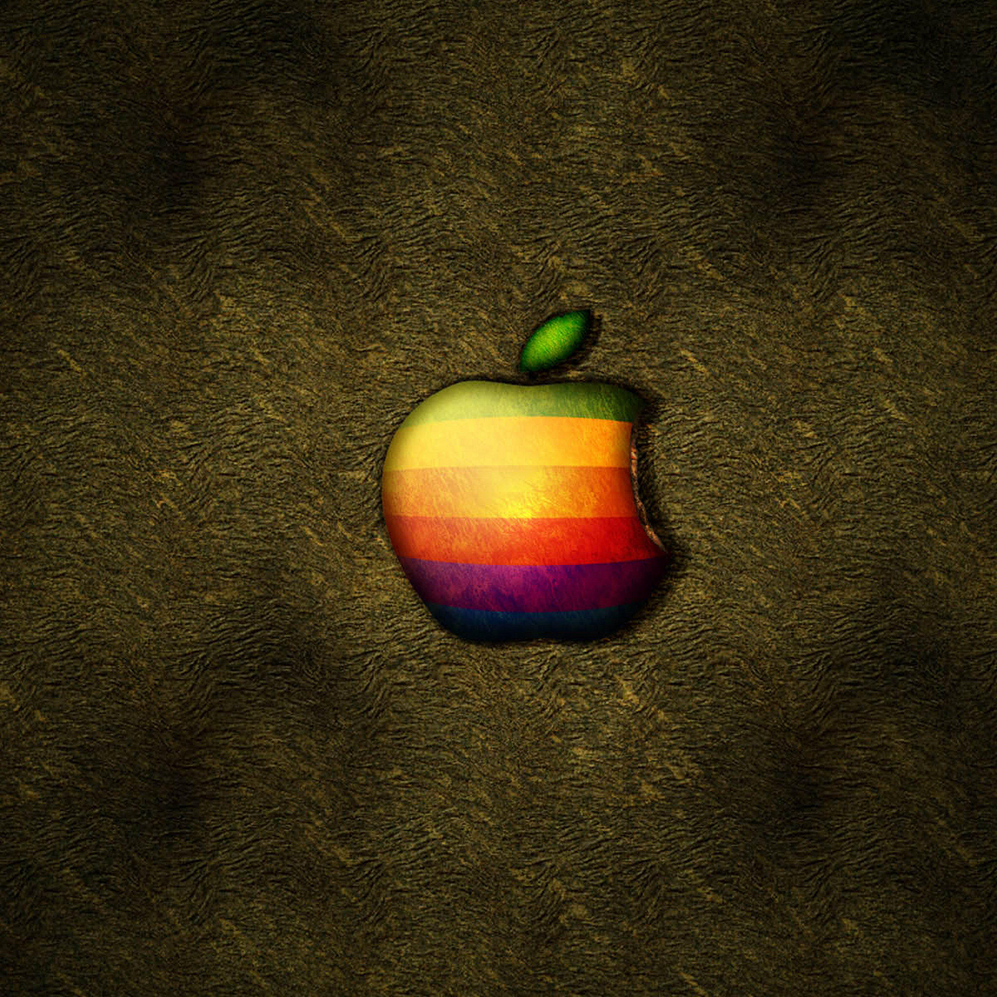 iPad Wallpapers Apple LOGO 046   Apple New iPad iPad 3 iPad 4 2048x2048